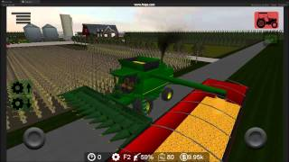 Farming USA  - Farming Simulator for Android and iOS