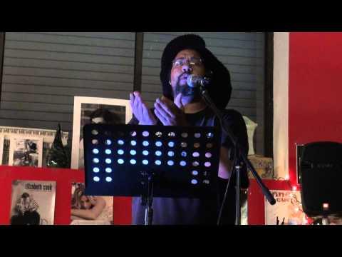 Ron Williams, Spoken Word Poet,