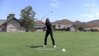 How to become a PGA Tour Player Part 5 The top of the backswing