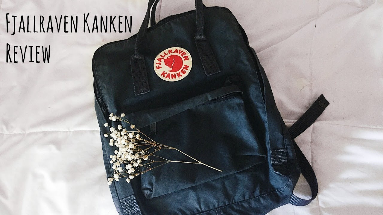MY HONEST OPINION on Fjallraven Kanken (REVIEW)