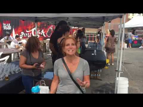 Roosevelt Island Visits The Long Island City Flea - Check Out The Food Drink & Craft Vendors