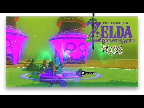 Let's Play ♥♥♥ Zelda Breath of the Wild #036: Die Besänftigu