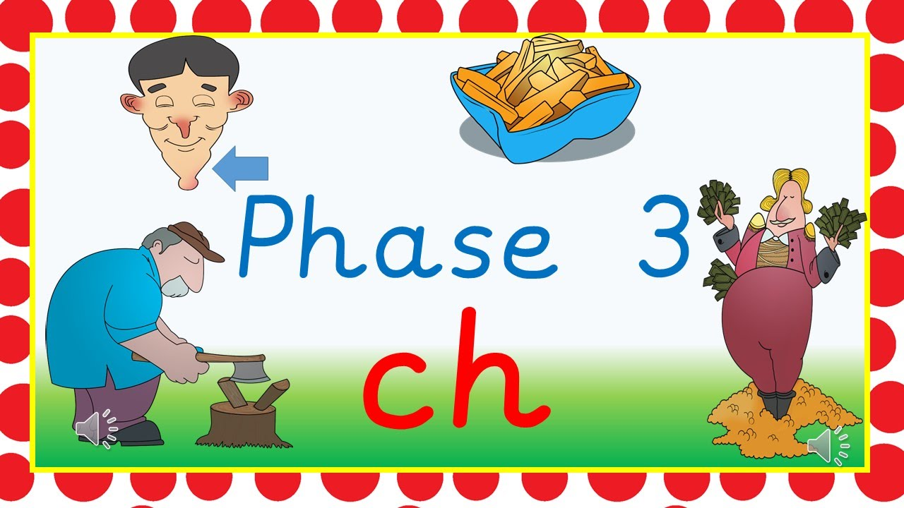 Ch Sound Phonics - YouTube