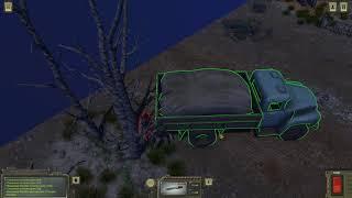 Atom RPG#Большой караван#Убийство