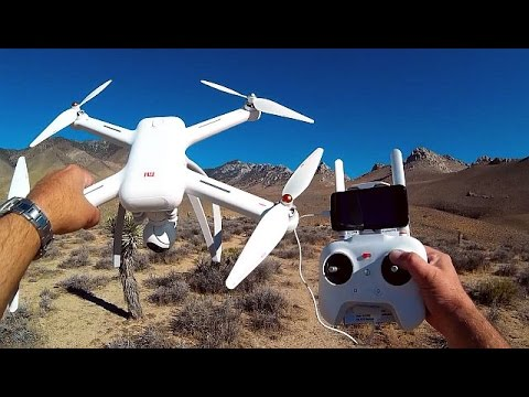 Xiaomi Mi Drone Flight Test Review