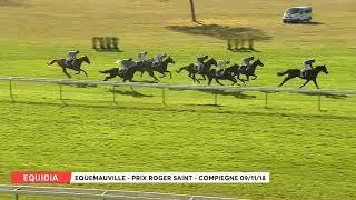 Vidéo de la course PMU PRIX PIERRE DRION