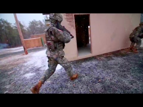 Army National Guard Military Police Battle Drills