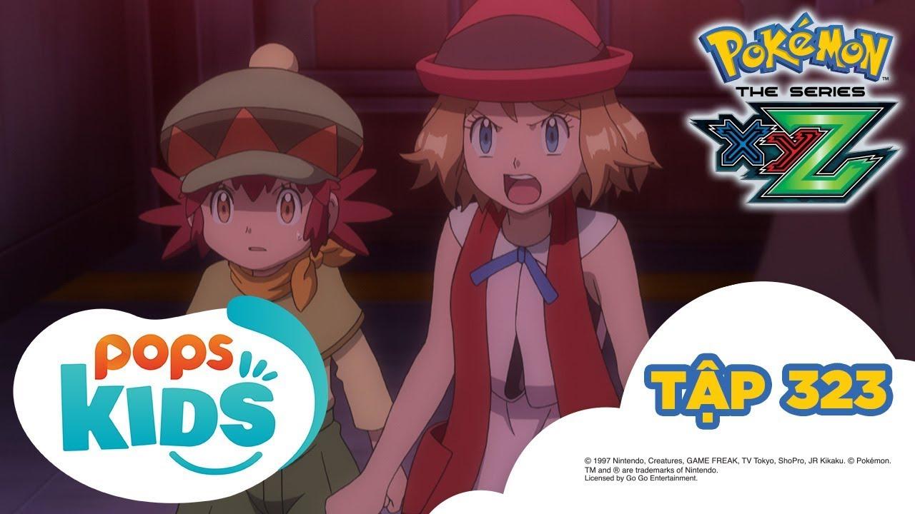 [S19 XYZ] Pokémon Tập 323 - Cự thạch tấn công! Tuyến phòng ngự Kalos - Hoạt Hình Pokémon Tiếng Việt   Thông Tin về pokemon tap 423