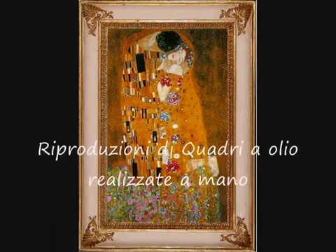 Riproduzioni di quadri di pittori famosi -Alberto Mandis- - YouTube