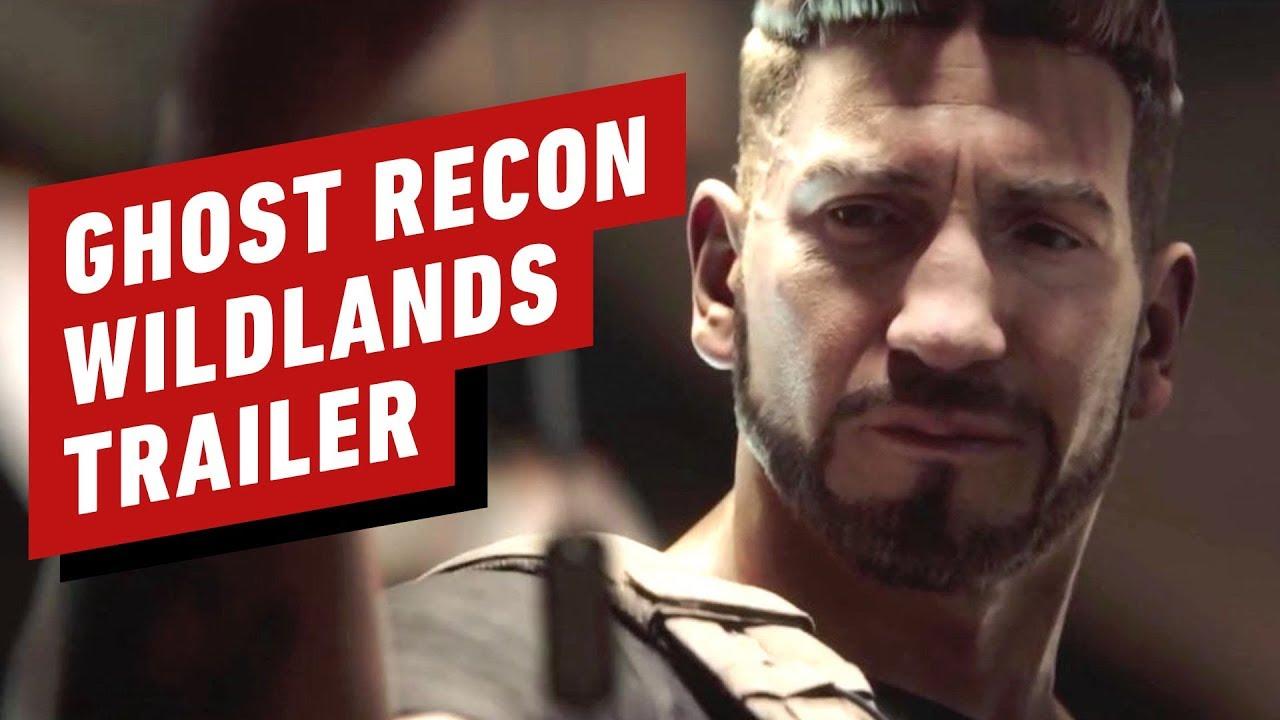 Ghost Recon Wildlands von Tom Clancy - Operation Oracle Trailer + video
