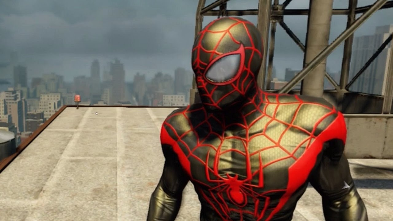 The Amazing Spider-Man 2 Walkthrough - Ultimate Comics Spider-Man Costume Free Roam and Solving Crimes - YouTube : ultimate comics spider man costume  - Germanpascual.Com
