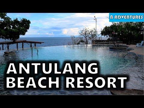 Antulang Beach Resort, Siaton Negros Oriental, Vlog #98