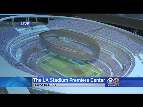 Take A Virtual Tour Of New Rams And Chargers Home Coming To Ingelwood