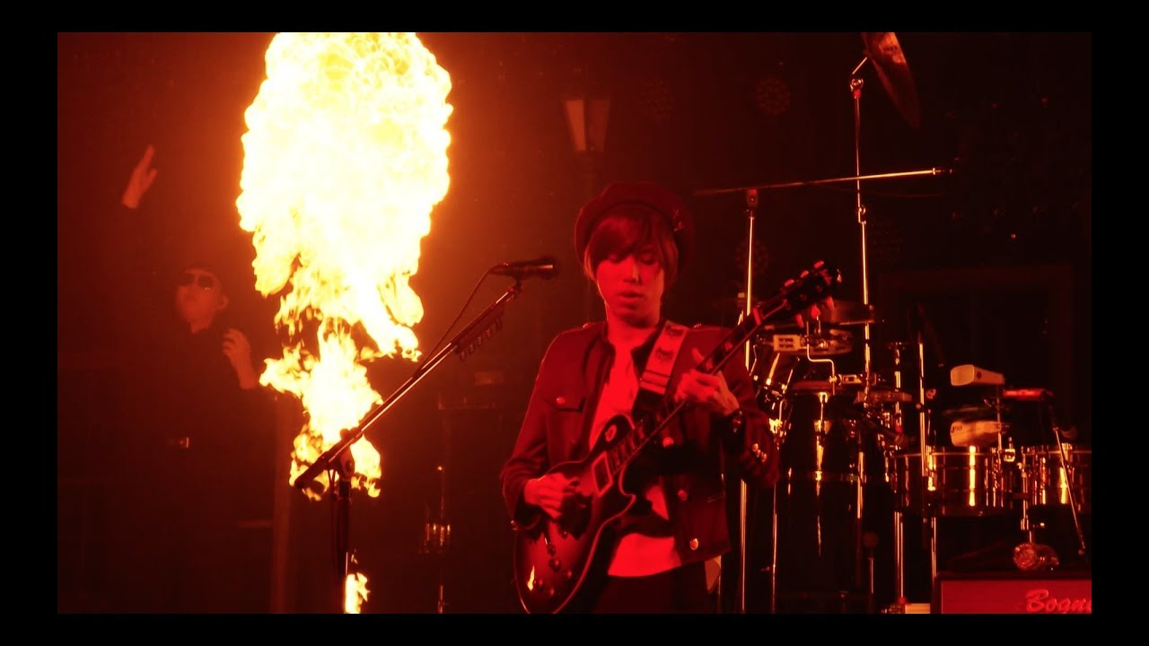「FIRE GROUND」Live Video from 1/24 東京NHKホール