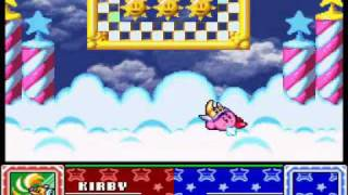 Kirby Super Star Arena Project: Cutter Ability Run Part 1