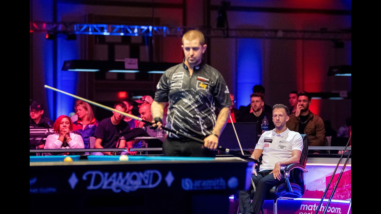 Download WHEN WORLDS COLLIDE | Jayson Shaw vs Judd Trump | 2021 US Open Pool Championship | Full Match