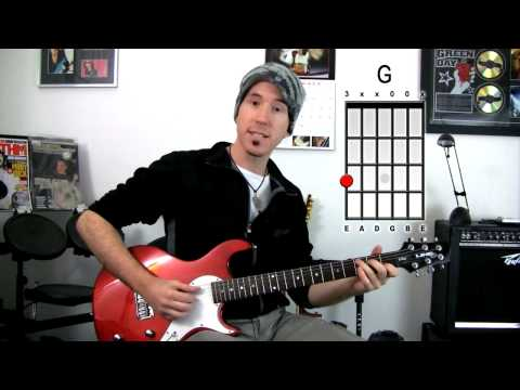 I Gotta Feeling By Black Eyed Peas - Finger picking guitar lesson (includes FREE tab)
