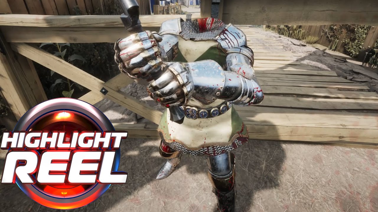 Chivalry 2 Player Fights Headless   Highlight Reel #595