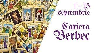 Berbec     Tarotscop 1 - 15 septembrie 2018    Cariera & Bani