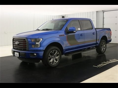 2016 ford f 150 lariat 4x4 supercrew fr1412 youtube. Black Bedroom Furniture Sets. Home Design Ideas
