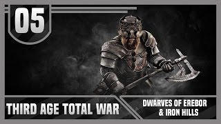 Third Age: Divide and Conquer - Dwarves of Erebor & Iron Hills Part 5 - Gundabad