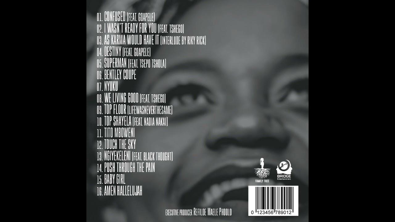 Download Cassper Nyovest- Destiny (ft. Goapele) (Instrumental with Hook)