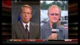 NASCAR Now 7-14-2013 Morgan Shepherd Interview
