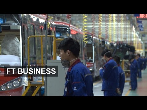 Chinese bus giant looks overseas | FT Business