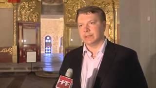 Музей-заповедник представил фильм «Никольский собор» (Новгородское областное телевидение)