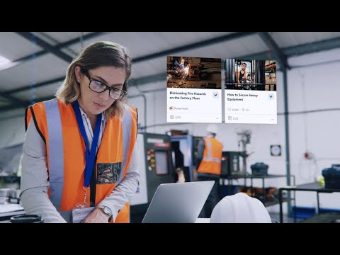 Microsoft Teams for manufacturing frontline workers