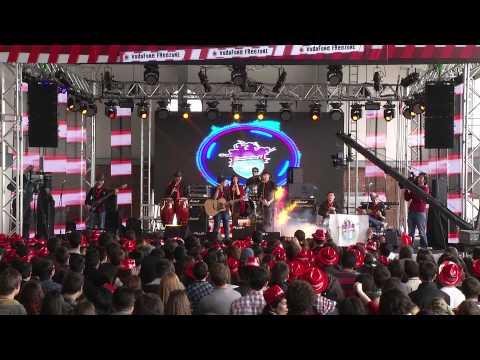 Vodafone Freezone 16.Liseler arası müzik yarışması Mostem