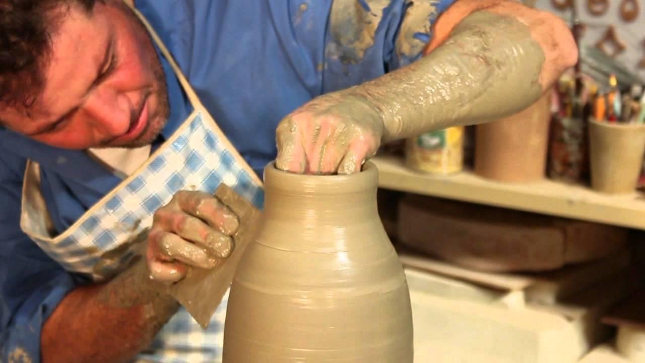 Lavorazione Della Ceramica.Parte 5 9 La Lavorazione Della Ceramica
