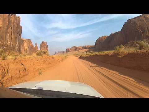 The Valley Drive, Monument Valley Navajo Tribal Park, AZ