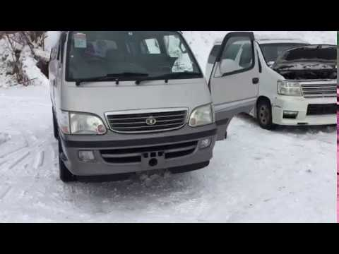 Toyota Hiace KZH106 1KZ №0844508