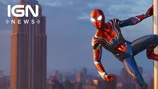 Avengers: Infinity War Iron Spider Suit Coming to Spider-Man on PS4 - IGN News