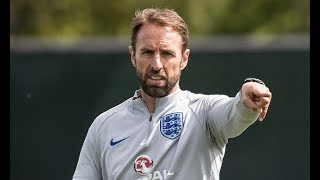 Gareth Southgate sheds light on how he dislocated his shoulder while out running in Repino