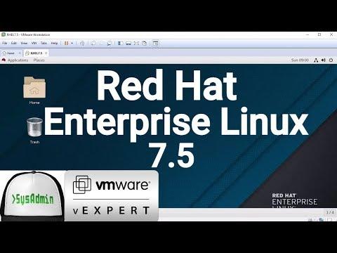 How to Install Red Hat Enterprise Linux Server 7 5 (RHEL 7 5
