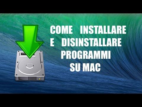 Tutorial Mac #51 - Installare E Disinstallare Programmi Su Mac