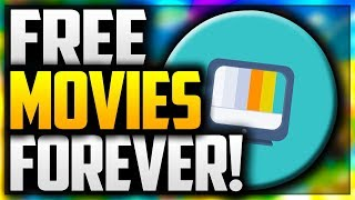 🎞HOW TO WATCH UNLIMITED FREE TV SHOWS AND MOVIES FOREVER FOR LIFE!!! 🎞 | WORKING ON ANDROID 2018!