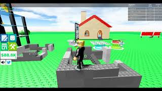 roblox I build a tower