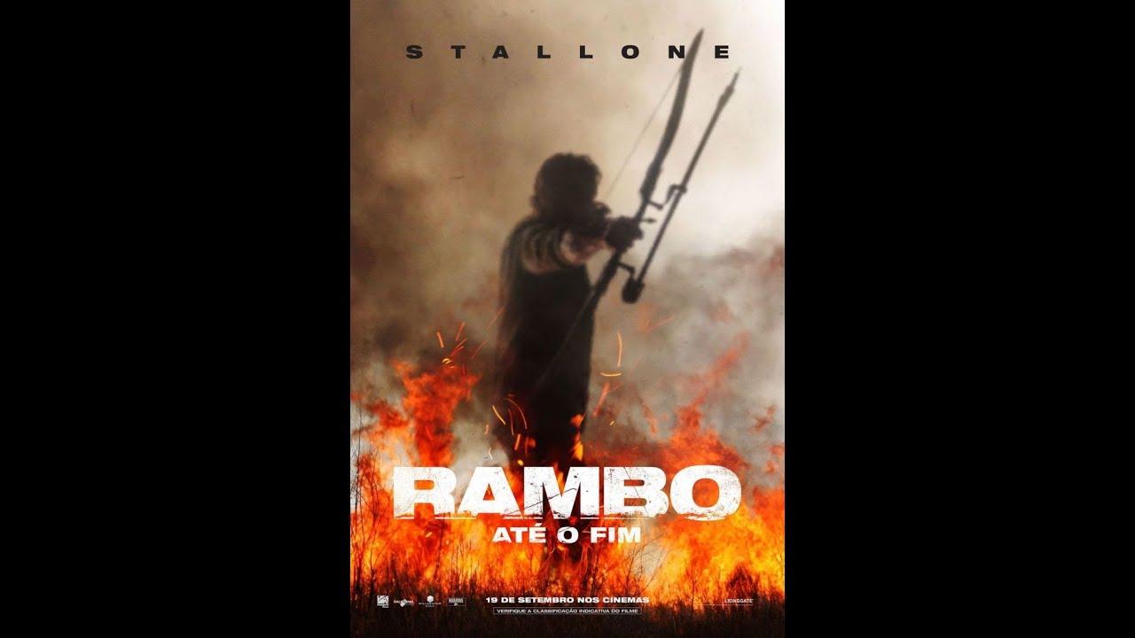 RAMBO- ATÉ O FIM, ANALISADO PELO CANAL !-VÍDEO 769