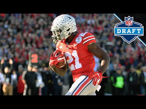 2019 NFL Draft: Ohio State WR Parris Campbell Highlights | B1G Football