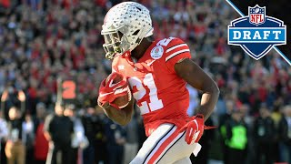 2019 NFL Draft: Ohio State WR Parris Campbell Highlights   B1G Football