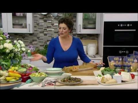 Imagine The PESTO-bilities Summertime Cooking with Antonella Rana