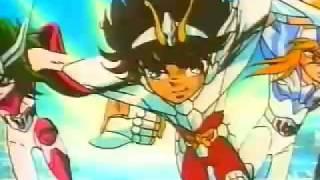 聖闘士星矢 オープニングテーマ