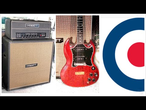 Pete Townshend's Classic WHO Sound Chain RECREATED!