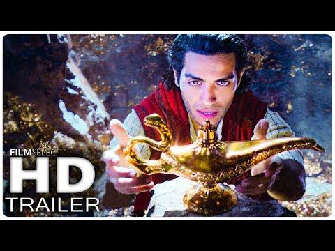 ALADDIN Teaser Trailer 2019