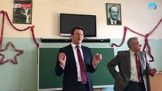 Выступление и.о. ректора КФУ, Андрея Фалалеева
