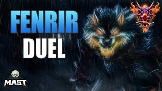 Fenrir Duel Gameplay | SMITE Masters Ranked | The Counter!