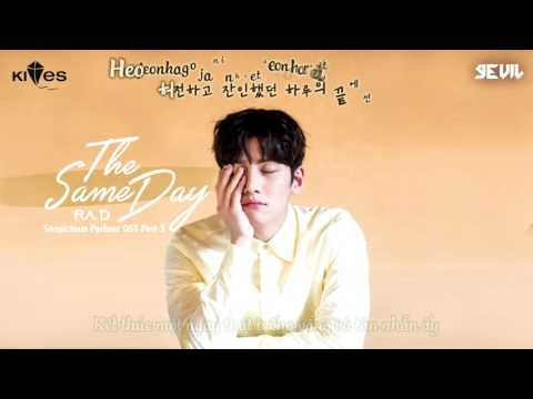 VIETSUB | Ra.D - The Same Way (똑같은 날) | Suspicious Partner 수상한 파트너 OST Part 3